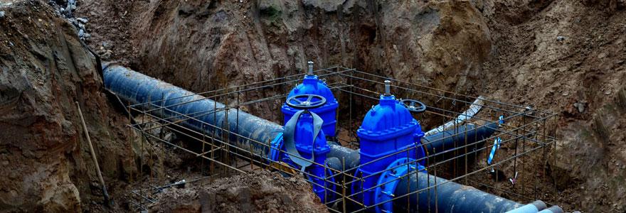 Désinfection des réseaux d'eau