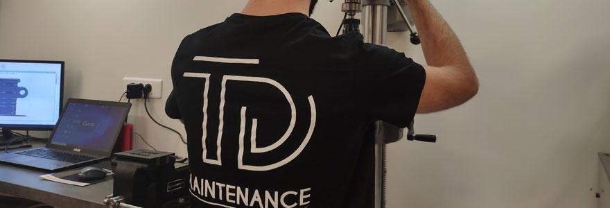 TD Maintenance Industrielle